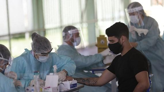 Dịch bệnh COVID-19 tiếp tục 'tàn phá' khu vực Mỹ Latinh