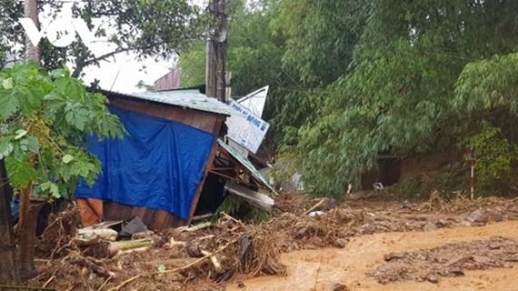 Quảng Nam: Tìm thấy 7 thi thể nạn nhân sạt lở đất ở huyện Nam Trà My