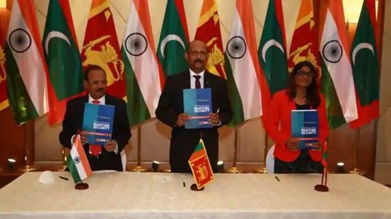 Các nước Nam Á nhất trí thúc đẩy hợp tác an ninh hàng hải
