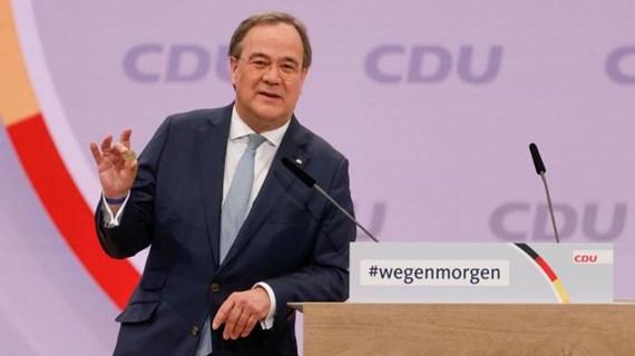 Đức: Đồng minh của bà Merkel thành ứng viên số một cho ghế Thủ tướng