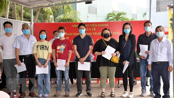 Việt Nam tạm thời chưa ghi nhận thêm ca mắc COVID-19 mới
