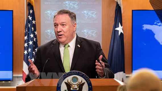 Ngoại trưởng Mỹ phản đối yêu sách chủ quyền của Trung Quốc ở Biển Đông