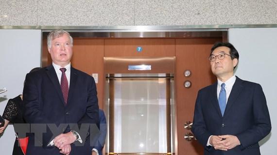 Mỹ tái khẳng định sẵn sàng nối lại đàm phán với Triều Tiên