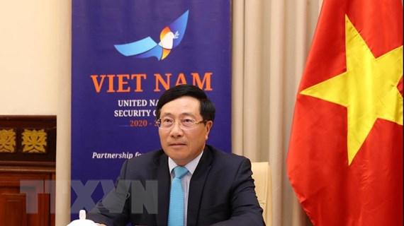 Phó Thủ tướng Phạm Bình Minh dự Phiên thảo luận mở Cấp cao HĐBA LHQ