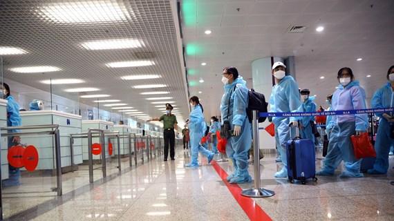 Việt Nam ghi nhận 01 ca mắc mới nhập cảnh từ Nga, được cách ly ngay