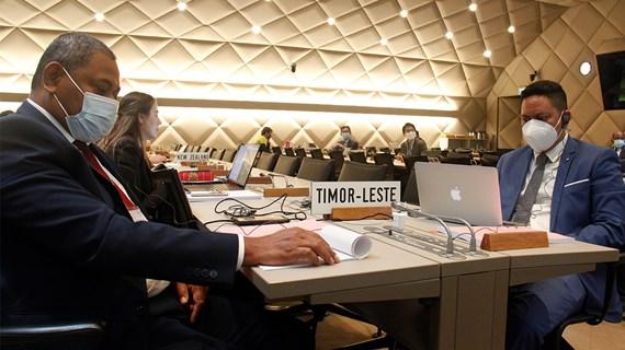Timor Leste bắt đầu quá trình gia nhập Tổ chức Thương mại Thế giới