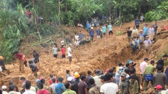 Nóng: Nhiều hộ dân Trà Leng bị vùi lấp, Thủ tướng chỉ đạo cứu hộ gấp