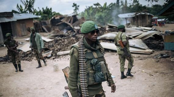 CHDC Congo: 21 người thiệt mạng trong vụ thảm sát của lực lượng ADF