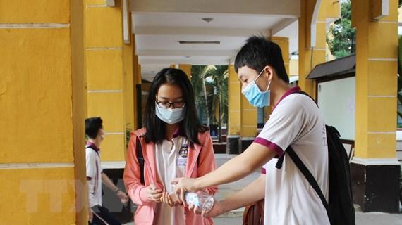 TP.HCM: Học sinh hai trường tiểu học được nghỉ vì liên quan BN 1347