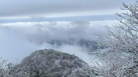 Miền Bắc đón không khí lạnh mới, vùng núi đề phòng băng giá, mưa tuyết