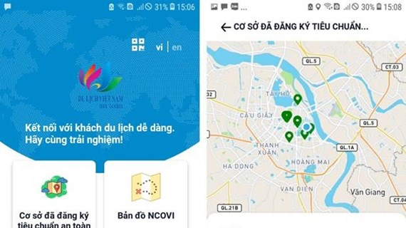 Ứng dụng du lịch an toàn: Nâng cao hình ảnh Việt Nam với quốc tế