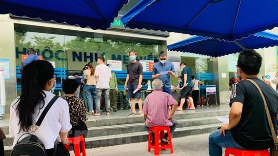 Trưa 20/9: Hà Nội thêm 3 ca COVID-19 tại Hoàng Mai và Long Biên
