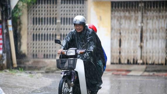Bắc Bộ trời rét, Trung Bộ và Nam Bộ có mưa dông trong ngày cuối tuần