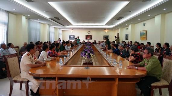 Tri ân các anh hùng liệt sỹ Việt Nam trên đất nước Campuchia