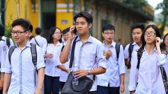 Nhiều điểm mới đáng chú ý trong tuyển sinh lớp 10 THPT ở Hà Nội