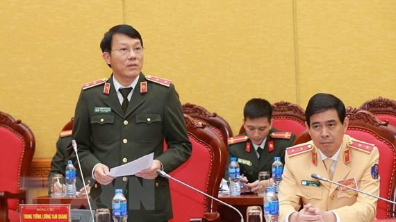 Bộ Công an lên tiếng về việc xử lý vụ việc ở chùa Ba Vàng