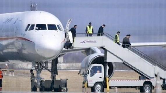 Phái đoàn Triều Tiên tới Vladivostok chuẩn bị cuộc gặp Nga-Triều