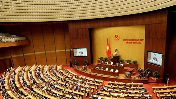 Kỳ họp thứ 7, Quốc hội khóa XIV sẽ khai mạc vào ngày mai