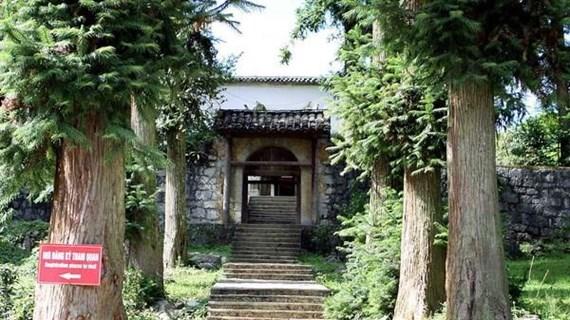 Cấp giấy chứng nhận quyền sử dụng đất cho Khu dinh thự họ Vương