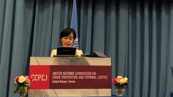 Việt Nam nỗ lực xây dựng và cải cách hệ thống tư pháp hình sự