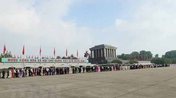 Thành lập Hội đồng đánh giá trạng thái thi hài Chủ tịch Hồ Chí Minh