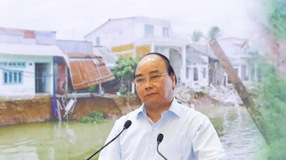 Thủ tướng: Nâng cao chất lượng công tác dự báo, cảnh báo thiên tai