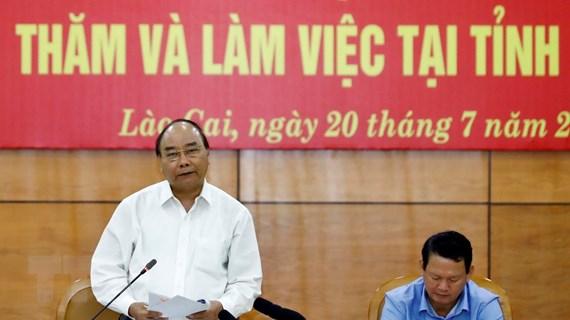 Lào Cai cần hướng tới mục tiêu vào top 15 tỉnh phát triển của cả nước