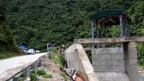 Buông lỏng quản lý trong xây dựng công trình thủy điện ở Lai Châu