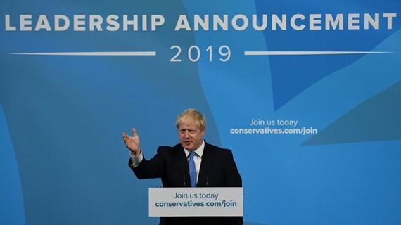 [Mega Story] Ông Boris Johnson sẽ hồi sinh một 'giấc mơ đang chết'?