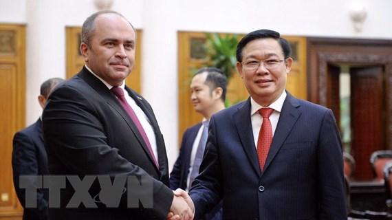 Việt Nam-Belarus coi trọng củng cố và phát triển quan hệ