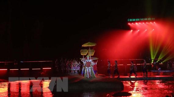 Lễ hội du lịch thác Bản Giốc năm 2019: Dòng thác thần thoại