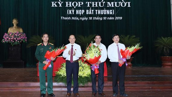 Ông Mai Xuân Liêm được bầu làm Phó Chủ tịch UBND tỉnh Thanh Hóa
