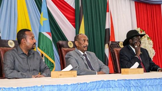 Các nhóm phiến quân đồng ý về lộ trình đàm phán hòa bình ở Sudan