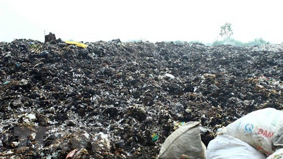 Cần Thơ: 2.500 tấn rác đã qua chôn lấp được đốt để phát điện