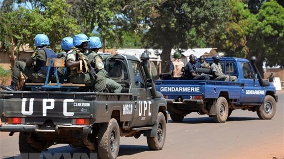 HĐBA kéo dài nhiệm kỳ của phái bộ gìn giữ hòa bình tại Trung Phi