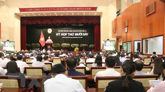 Kinh tế Thành phố Hồ Chí Minh tiếp tục tăng trưởng theo chiều sâu