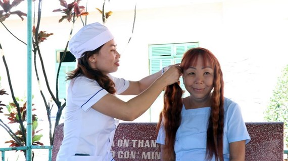 Bệnh viện Nhân Ái: Nơi hồi sinh khát vọng sống cho bệnh nhân AIDS
