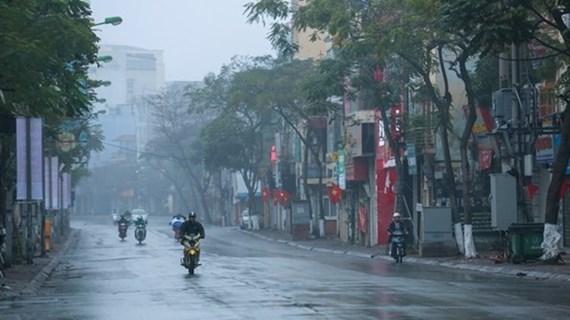 Bắc Bộ tiếp tục rét đậm, rét hại, Hà Nội xuống còn 12 độ C