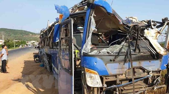 Số người chết do tai nạn trong 4 ngày nghỉ Tết tăng đột biến