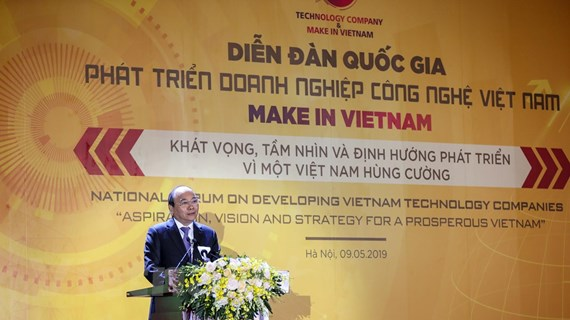 'Make in Vietnam' - cơ hội và động lực cho doanh nghiệp công nghệ