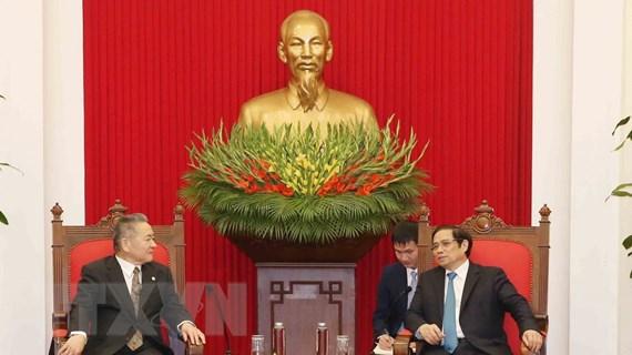 Làm phong phú hơn nữa quan hệ Đối tác chiến lược sâu rộng Việt-Nhật