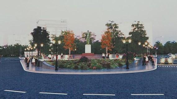 Tỉnh Nghệ An thông tin chính thức về việc đặt tượng đài Lenin