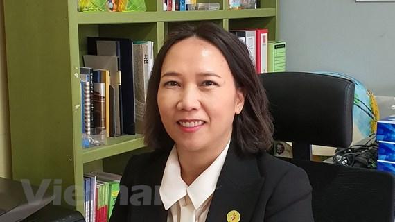 Người Việt Nam đầu tiên tranh cử vào Quốc hội Hàn Quốc