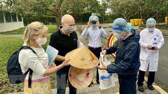 Hai ca nhiễm SARS-CoV-2 tại Thừa Thiên-Huế được công bố khỏi bệnh