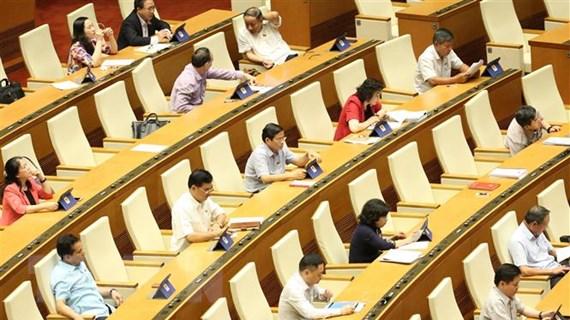 Kỳ họp thứ 9: Đảm bảo hiệu quả hoạt động của các đại biểu Quốc hội