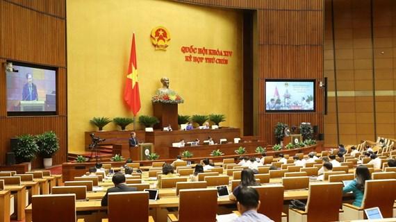 Quốc hội sẽ họp tập trung, biểu quyết nghị quyết phê chuẩn EVFTA