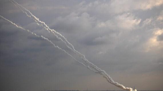Israel không kích Dải Gaza, nhằm vào 'các cấu trúc ngầm của Hamas'