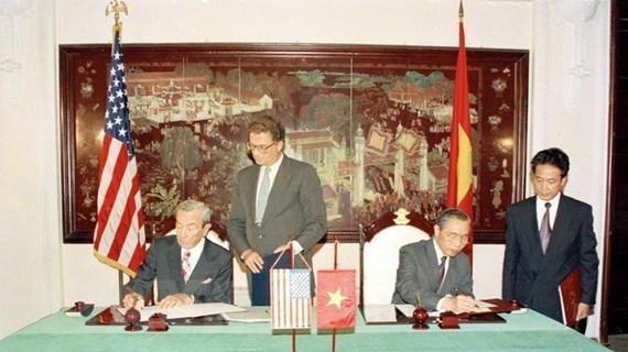 Xung lực của quan hệ đối tác toàn diện giữa Việt Nam-Hoa Kỳ