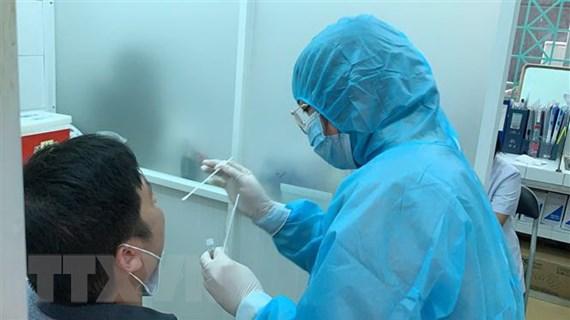 Việt Nam ghi nhận thêm 10 ca mắc COVID-19, có 7 ca tại Đà Nẵng