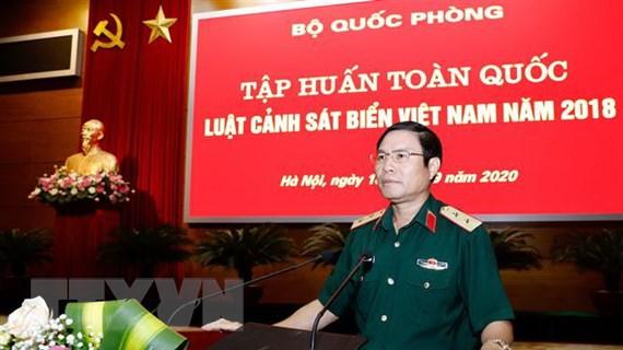 Luật Cảnh sát biển Việt Nam góp phần quản lý, bảo vệ biển đảo Tổ quốc